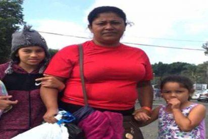 """""""Pido perdón a México"""", la historia de la mujer que rechazó un plato de frijoles y desató la ira contra la caravana de migrantes"""