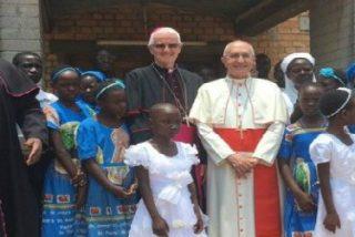 """Filoni: """"África está llamada a ser un pulmón espiritual para una humanidad en crisis de fe"""""""