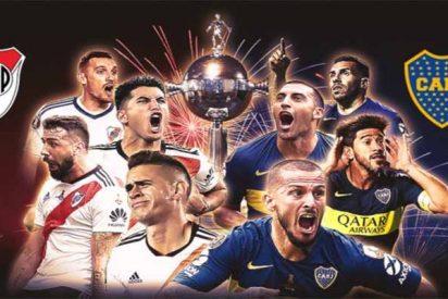 La violencia de los hinchas obliga a suspender de nuevo la final de la Copa Libertadores entre River Plate y Boca Juniors