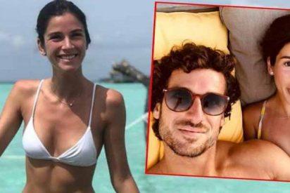 Lujo, amor y bikinazo en las vacaciones de Sandra Gago y Feliciano López