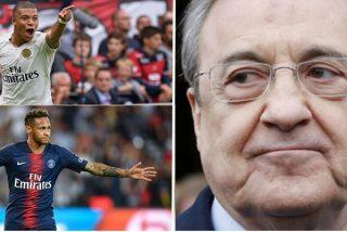 La UEFA y la FIFA le han 'fastidiado' al Real Madrid los fichajes de Mbappé y Neymar
