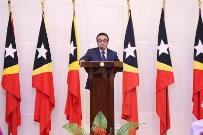 El presidente de Timor critica al Parlamento por vetarle una visita al Papa