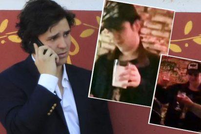 No me llames Froilán, llámame Alejandro que llevo gorra y voy de incógnito