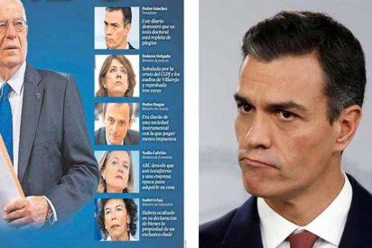 Pablo Iglesias exige a su amigo Pedro Sánchez que eche al ministro Josep Borrell