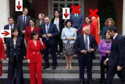 El 'okupa' Sánchez y su patoso Gobierno patalean y se agarran a Podemos para no ahogarse