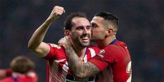 El gol del cojo y el VAR culminan una heróica remontada del Atlético de Madrid (3-2)