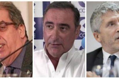 """Herrera y González hielan la sonrisa a Marlaska: """"Tiene más celo en proteger el chalet de Iglesias que la casa de Llarena"""""""