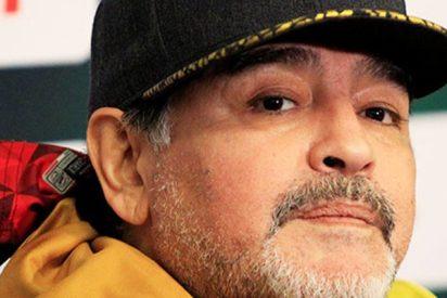 Gran preocupación por la salud neurológica de Maradona