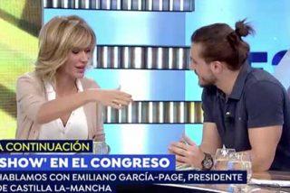 Susanna Griso se disculpa en directo con un falso maltratador machista al que condenó a galeras antes de tiempo
