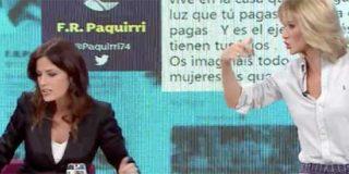 Tensión en Antena3: Seguí abre el melón de la ley de violencia de género y Griso estalla