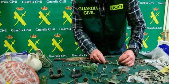 La Guardia Civil desarticula una organización criminal de origen búlgaro