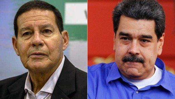 """El nuevo vicepresidente electo de Brasil: """"El régimen de Nicolás Maduro caerá por sí solo"""""""