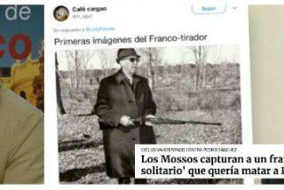 """Tertsch desmonta la operación de manual de agitación del falso francotirador: """"Sánchez quiere parecerse a John F. Kennedy"""""""