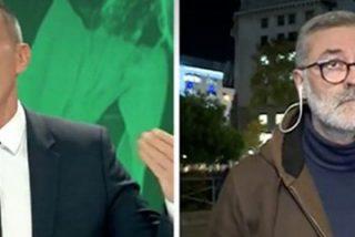 El repaso brutal de Hilario Pino triturando al cupista jefe por protestar ahora en Cataluña contra el monstruo que ellos mismos han creado