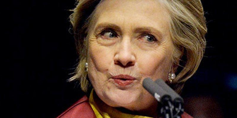 """""""Hillary Clinton tiene más posibilidades de ser presidenta de Libia que de EE.UU."""""""