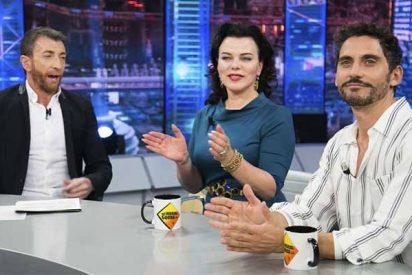 """'El Hormiguero': """"Una polla del tamaño de mi brazo"""" en pleno directo del programa de Atresmedia"""