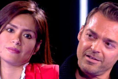 Hugo Castejón desmonta la mentira de Jorge Javier Vázquez