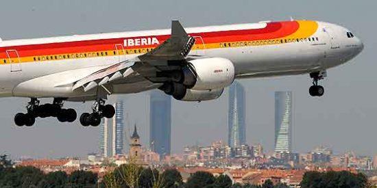UGT convoca 8 lunes de huelga entre los trabajadores de tierra de Iberia
