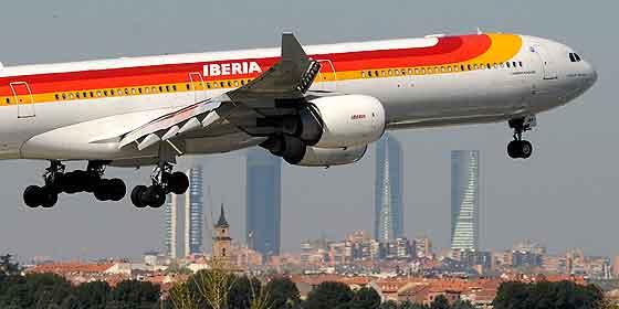 Iberia extiende el ERTE hasta el 31 de enero de 2021