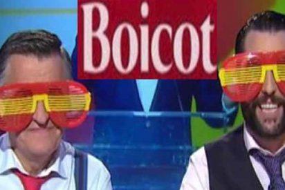 Tres marcas abandonan al 'mocoso' Dani Mateo por sonarse con la bandera de España