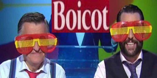 Boicot: estas son las marcas comerciales que financian a Dani Mateo y al programa de La Sexta que insultó a España
