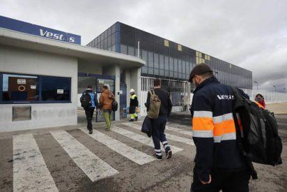 """Vestas recibirá una inversión de más de 100 millones de una """"empresa familiar"""""""