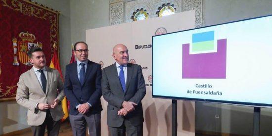 La Diputación de Valladolid presenta en INTUR la nueva imagen del Castillo de Fuensaldaña