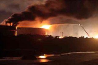 El crudo Brent registra su mayor alza histórica tras los ataques a las refinerías sauditas de Aramco