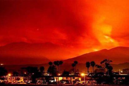 Suben a 31 los muertos por el incendio de California y hay más de 100 desaparecidos