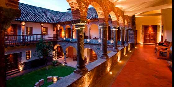 Hoteles de lujo en Cusco: Inkaterra La Casona