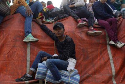 Una estúpida crítica a los frijoles detona comentarios xenófobos contra la caravana de inmigrantes