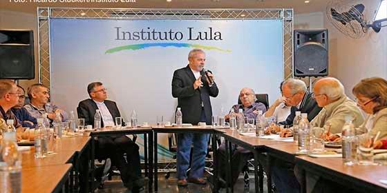 "Ministerio Público de Brasil denunció a Lula da Silva por lavado de dinero a través del ""Instituto Lula"""