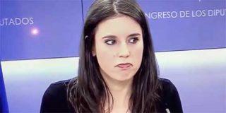 El tuit viral de Irene Montero que le 'impide' aceptar los 70.000 euros de indemnización por el poema picantón