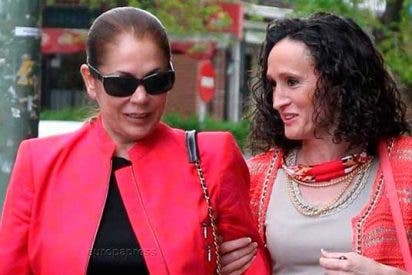 Isabel Pantoja demanda por un 'pastizal' a Dulce, la niñera de Chabelita