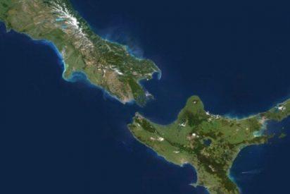 ¿Sabías que las islas Sur y Norte de Nueva Zelanda se están acercando después del devastador terremoto del 2016?