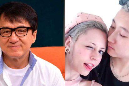 La hija de Jackie Chan se casó con su novia en Canadá contra la voluntad de su padre