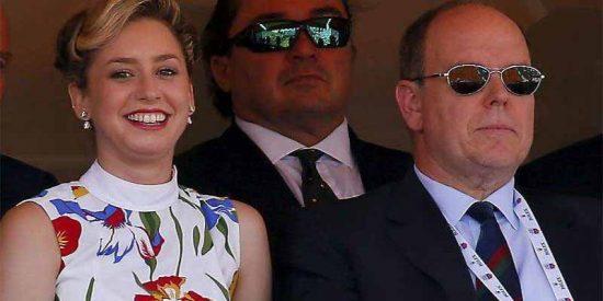 Jazmin Grace, la hija bastarda del príncipe Alberto de Mónaco, quiere ser actriz y cantante
