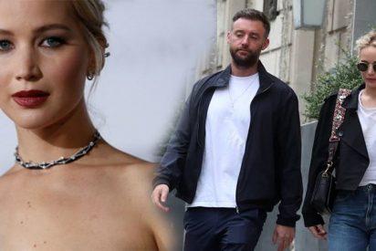 Este prestigioso galerista es la nueva pareja de Jennifer Lawrence