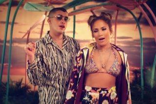 Jennifer Lopez y Bad Bunny lanzan su nueva y sensual colaboración: 'Te Gusté'