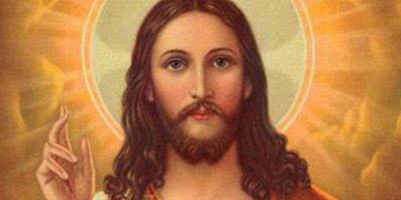 Descubren en Israel esta pintura que muestra el rostro de Cristo y lo que se ve es inquietante