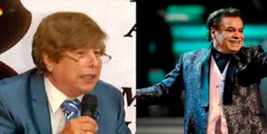 """Ex mánager de Juán Gabriel: """"'El Divo de Juarez' está vivo y dará un concierto en diciembre"""""""