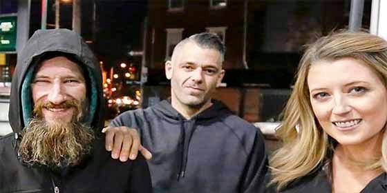 Un vagabundo y una pareja de Nueva Jersey conspiraron para estafar con GoFundMe