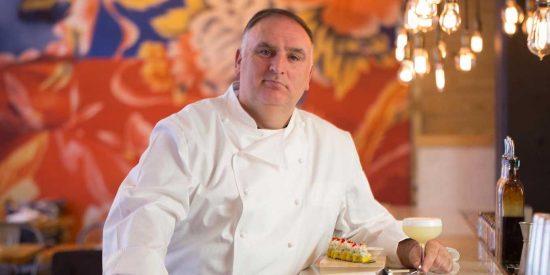 No vas a reconocer a José Andrés, el chef español más mediático en EEUU, cuando veas su nueva cara