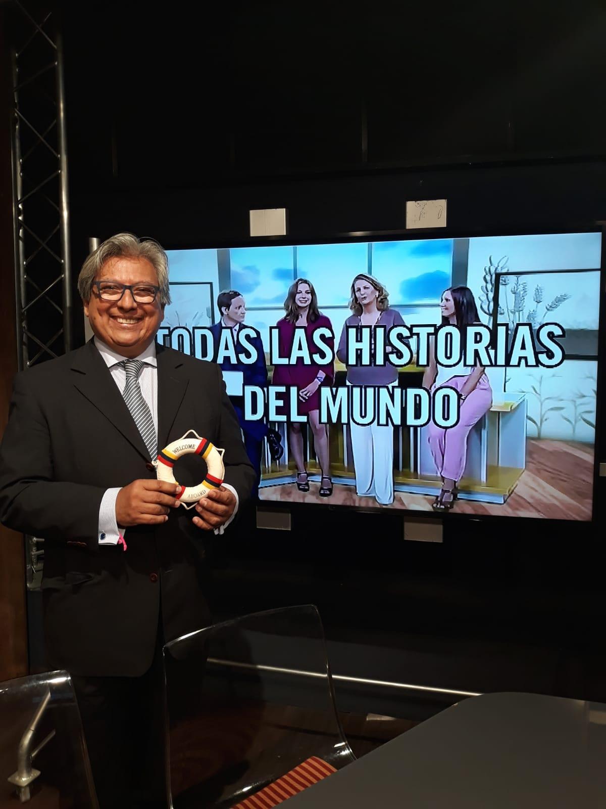 William Cárdenas: Resumen cronológico de los hitos de la ONG 'Un Salvavidas para Venezuela'