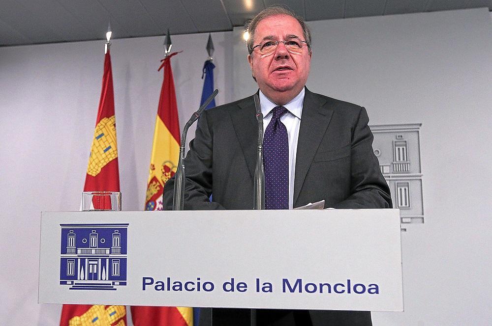 Pedro Sánchez condena la financiación de Castilla y León