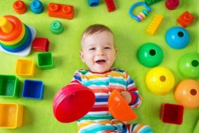 Juguetes para niños de 1 a 2 años más vendidos en Amazon