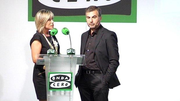 Cisma en Atresmedia: Carlos Alsina se harta de Julia Otero y estalla Onda Cero