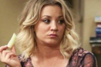 Kaley Cuoco arrasa con esta escena de 'The Big Bang Theory' que nunca antes habías visto en pantalla