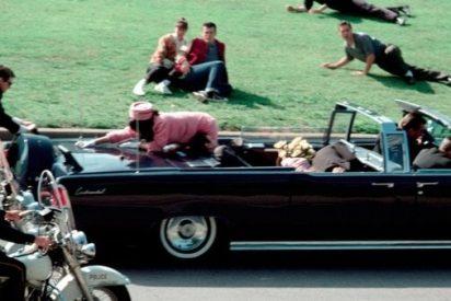 """El guardaespaldas de John F. Kennedy se derrumba: """"Aún vivo obsesionado por ver que no había cerebro en su cabeza"""""""