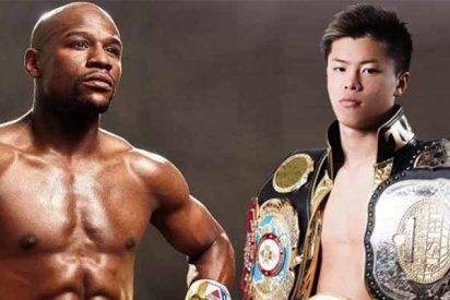 Floyd Mayweather peleará en Japón contra Tenshin Nasukawa y será la exhibición mejor pagada de la Historia